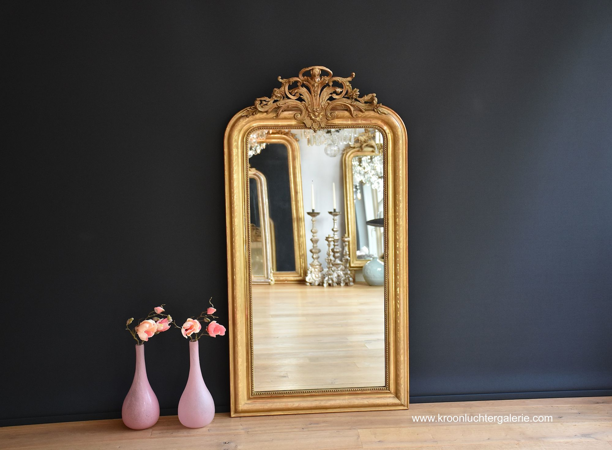 19th c.French mirror