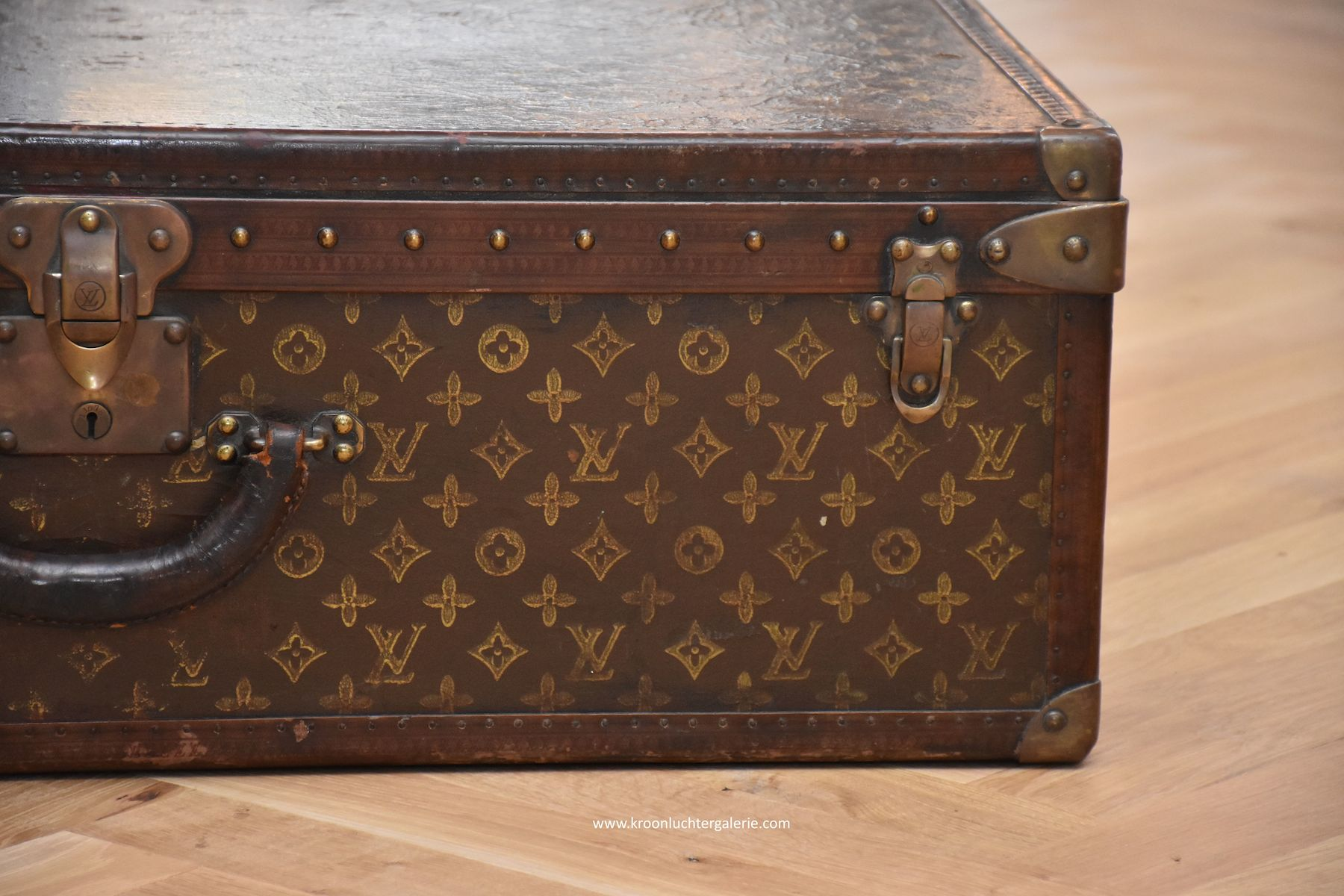 Louis Vuitton Monogram koffer