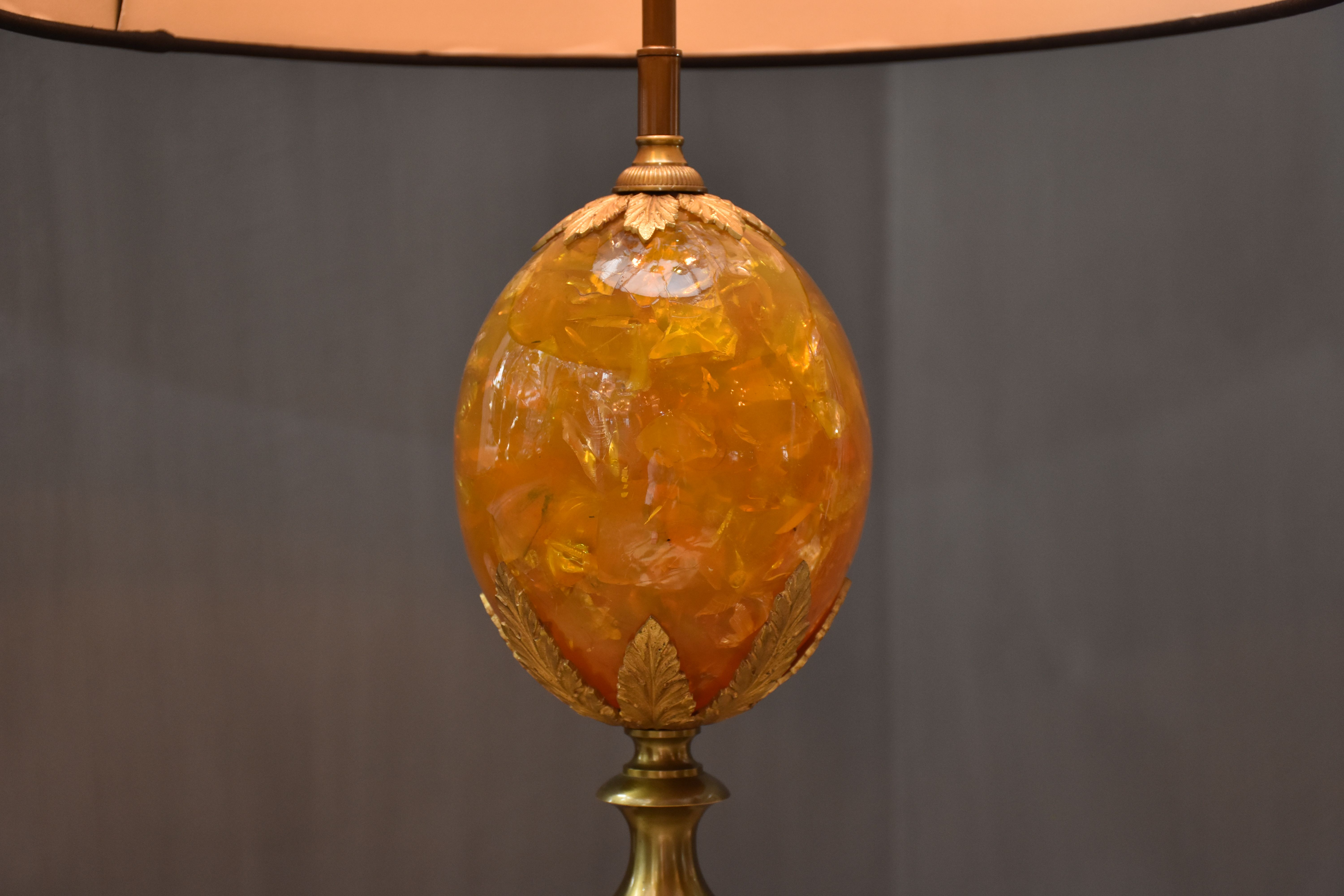 Maison Charles table lamp D'Ambiance