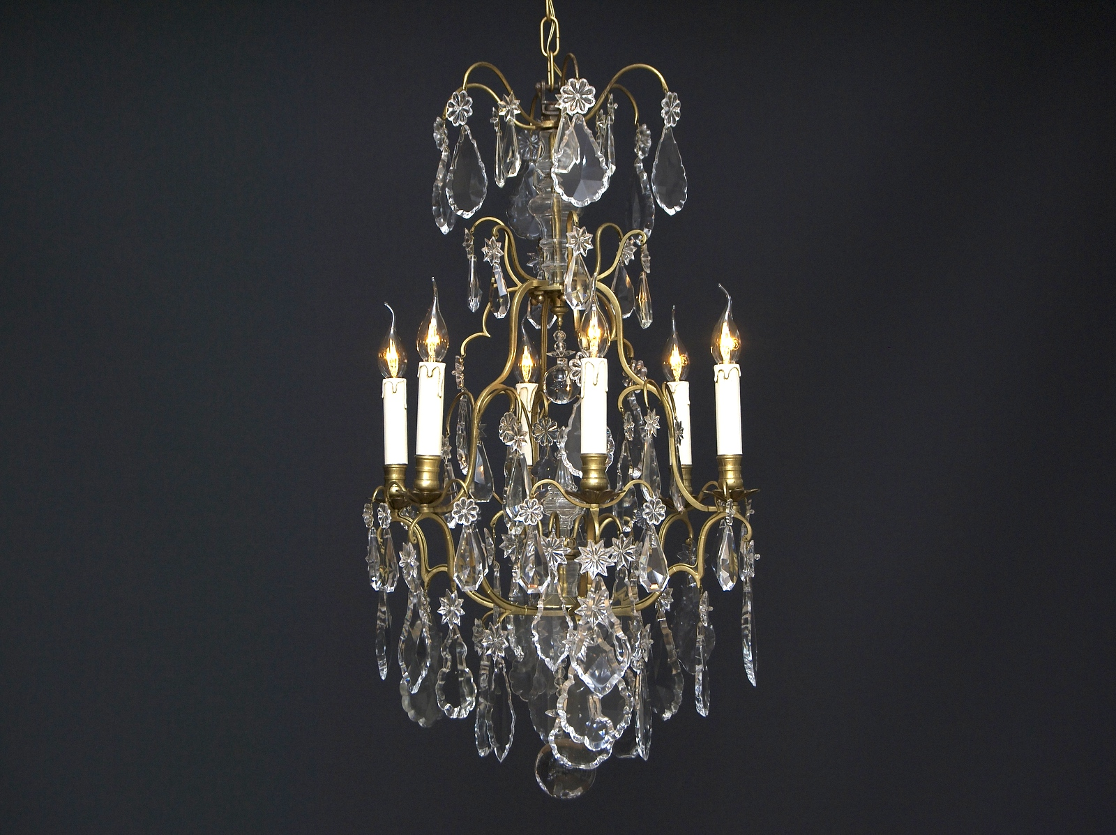 Louis XV Style Antique French chandelier