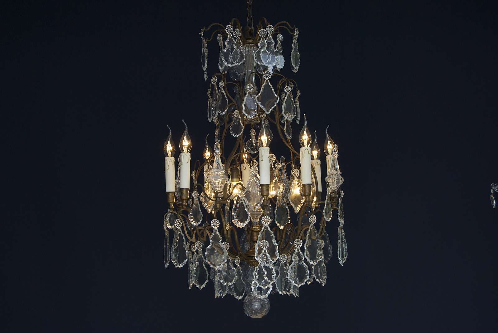 Louis XV style French chandelier