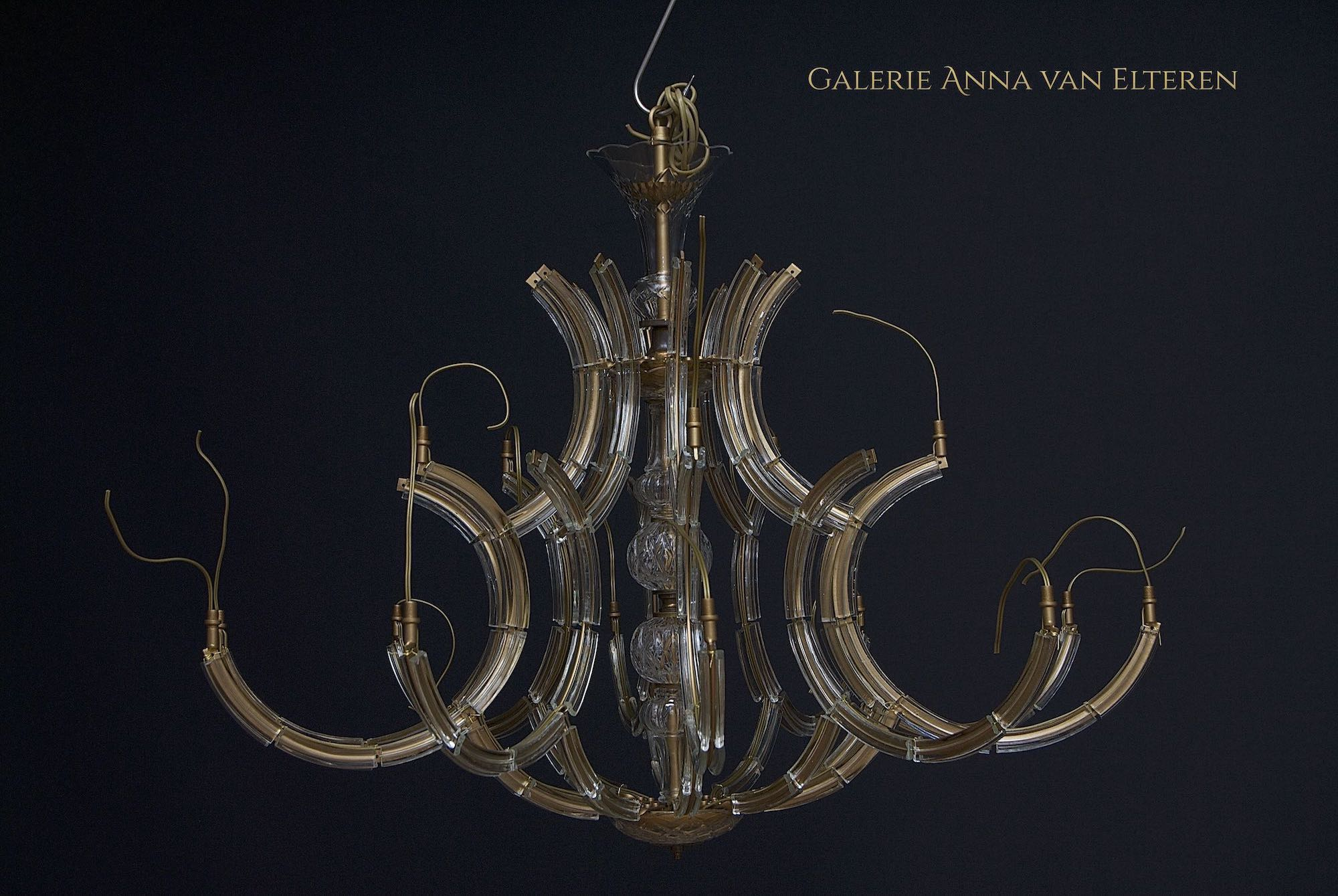 Restoration Maria Theresia chandelier